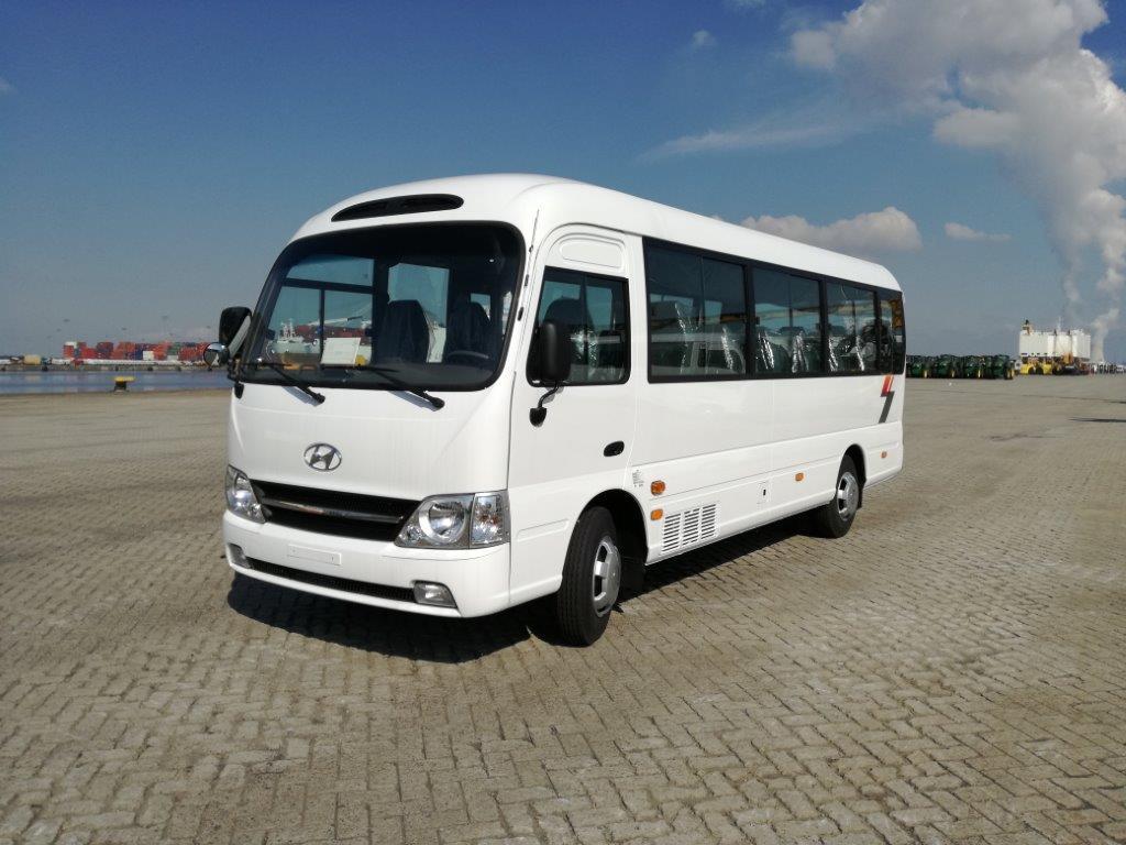 Автобус Hyundai County