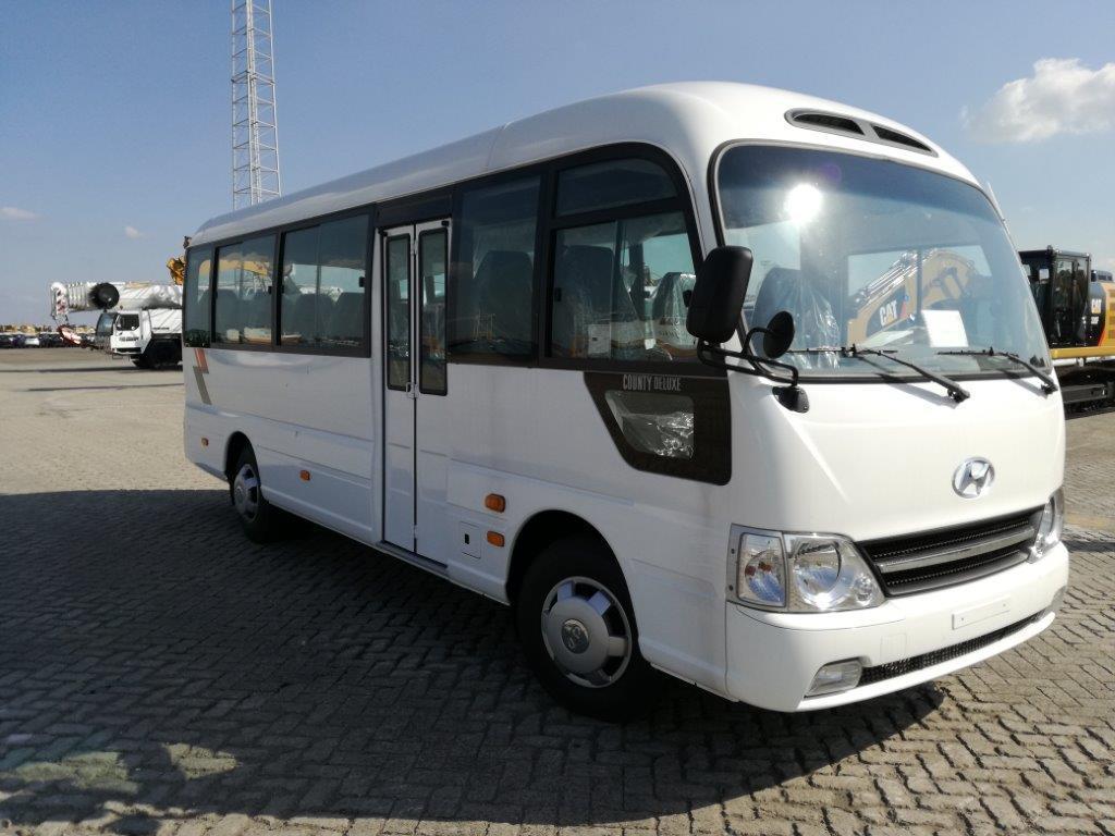 каунти 2 - Прокат автобуса на час