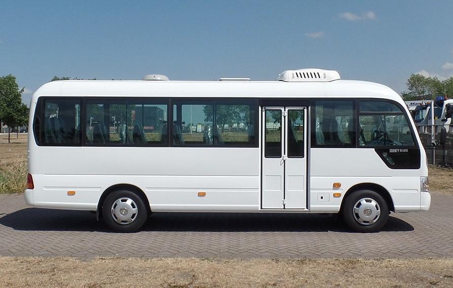 каунти 3 - Прокат автобуса на час