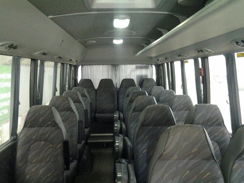 hndc 2 - Прокат автобуса на час