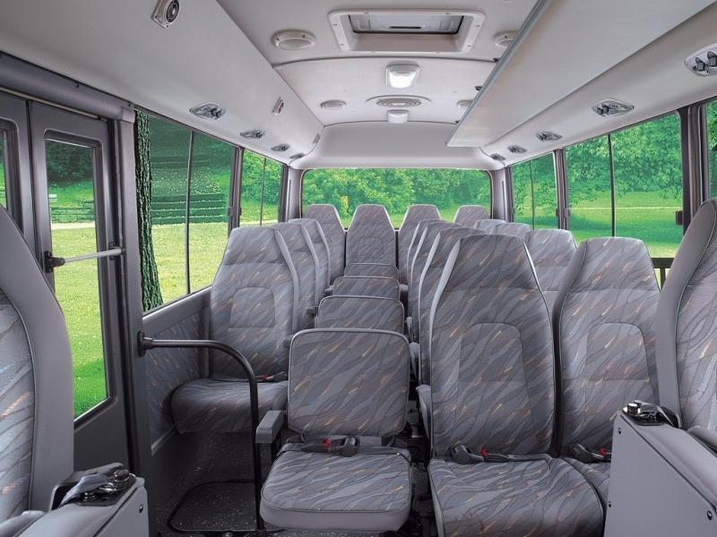 hndc 3 - Прокат автобуса на час