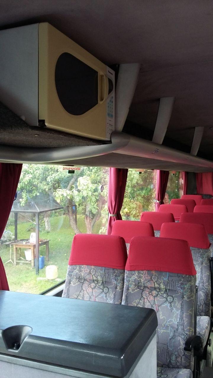 Автобус Man (спальник)