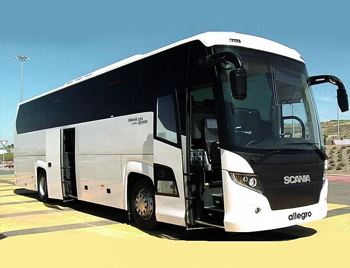 scania1 - Прокат автобуса на час