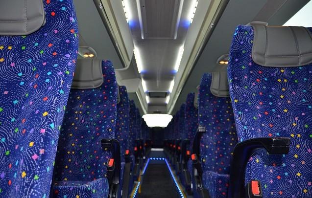 scania4 - Прокат автобуса на час