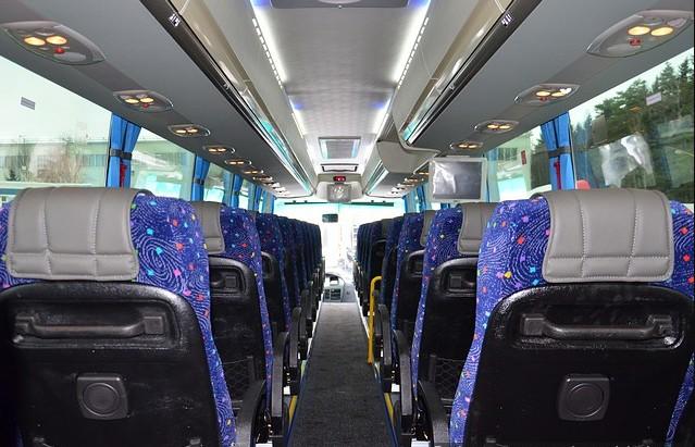 scania5 - Прокат автобуса на час