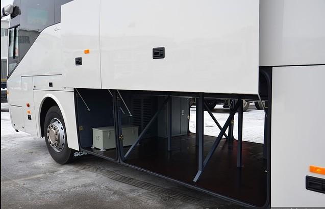 scania6 - Прокат автобуса на час
