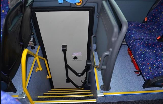 scania7 - Прокат автобуса на час