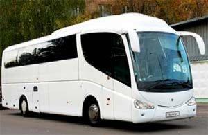 Обзор и характеристики автобуса Скания Иризар