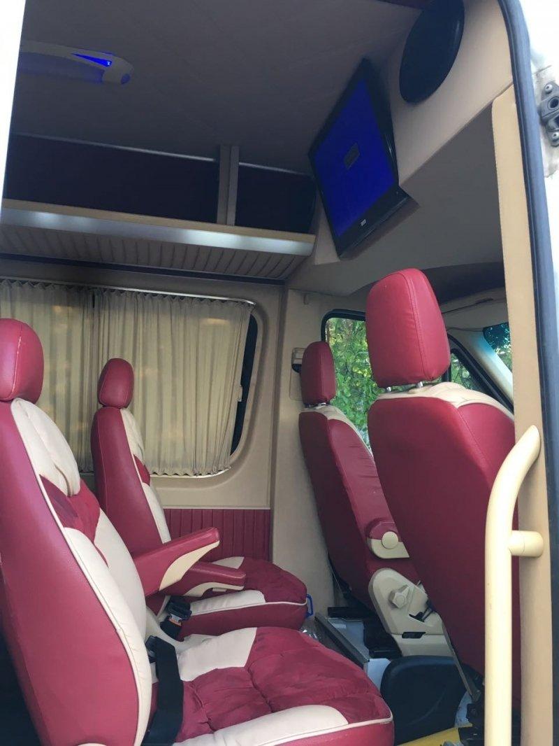 Микроавтобус Mercedes-Benz Sprinter VIP