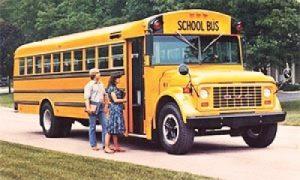 Аренда автобусов для школьников
