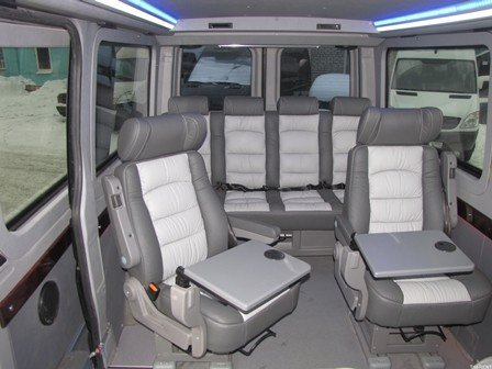 Микроавтобус Mercedes-Benz Sprinter VIP