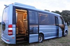 Микроавтобус Мерседес-Бенц Спринтер-обзор технических характеристик