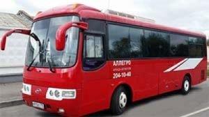 Обзор автобусов Хендай Аэротаун