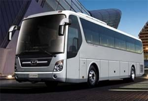 Туристический автобус Hyundai Universe