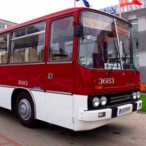 Автобус Икарус: историческая справка