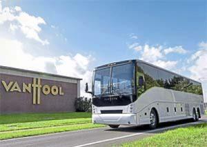 Автобусы Ван Хул (Van Hool)
