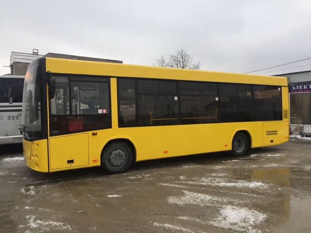 Маз-206 автобус