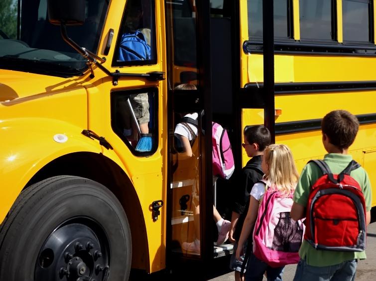 Изменения правил организованной перевозки детей
