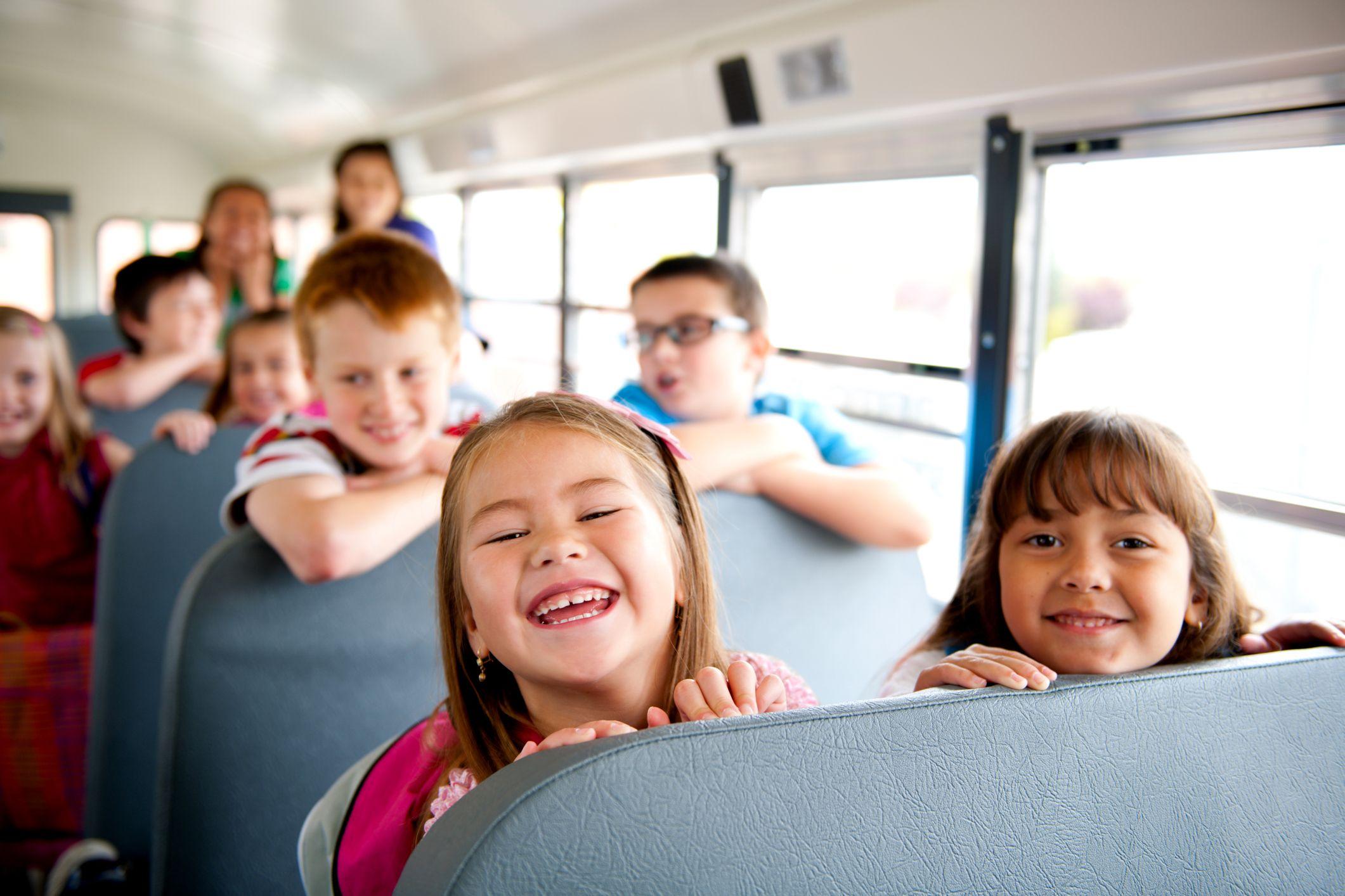 для школьников 1 - Автобус King Long