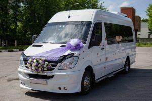 на свадьбу 300x200 - Микроавтобус Peugeot Boxer