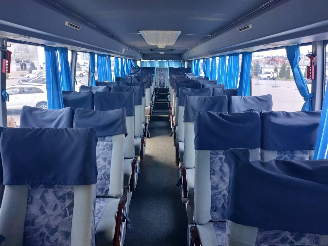 Автобус Golden Dragon