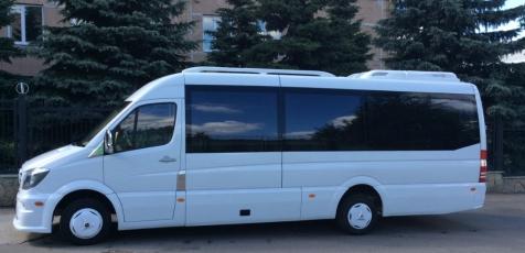 Микроавтобус Mercedes-Benz Sprinter 519