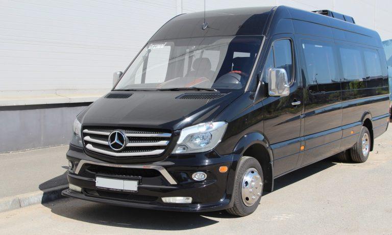Mercedes Sprinter 519