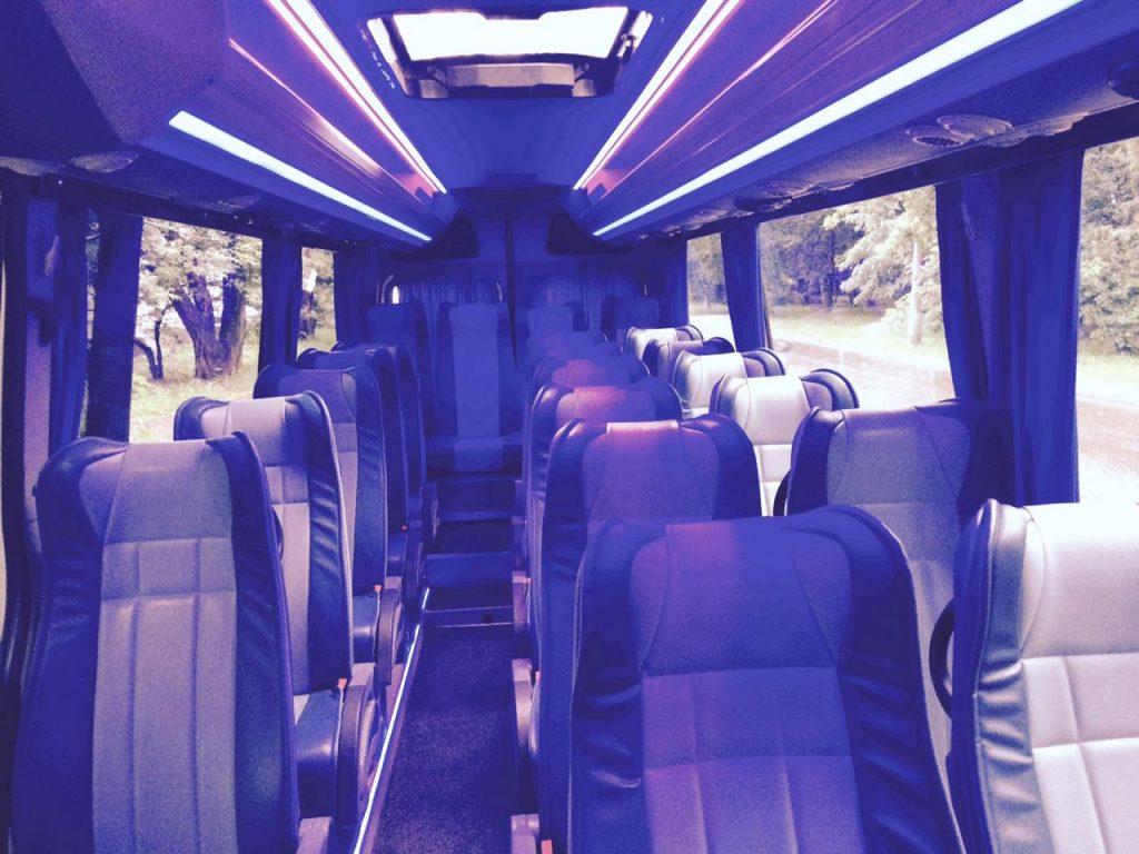 Микроавтобус Mercedes-Benz Sprinter 906