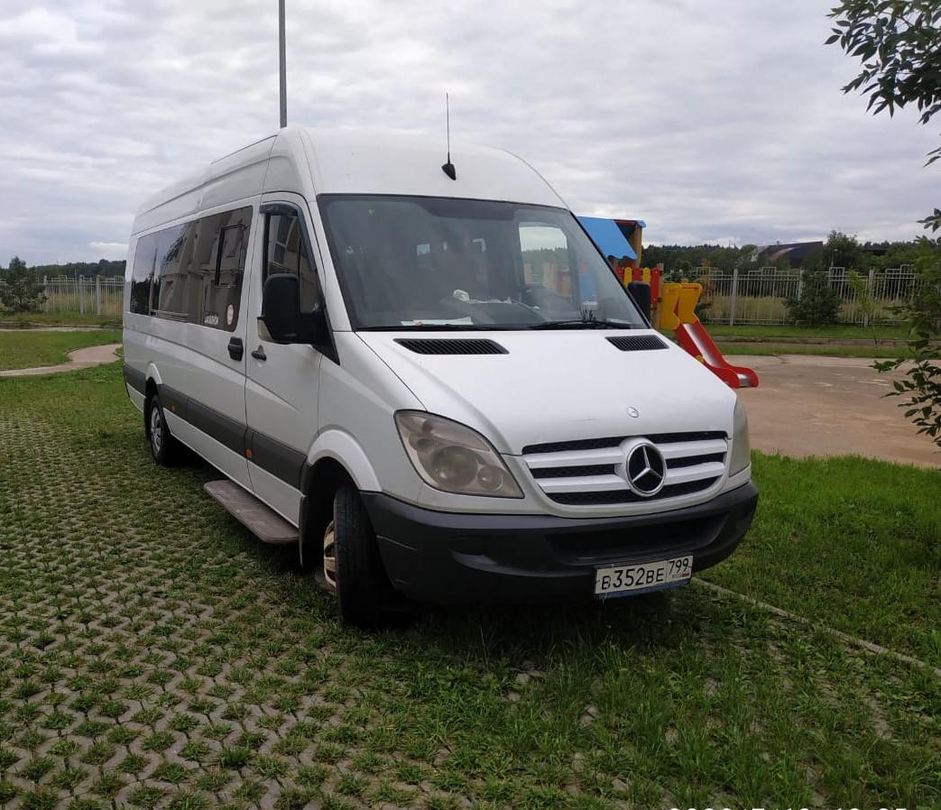 Микроавтобус Mercedes-Benz Sprinter 313