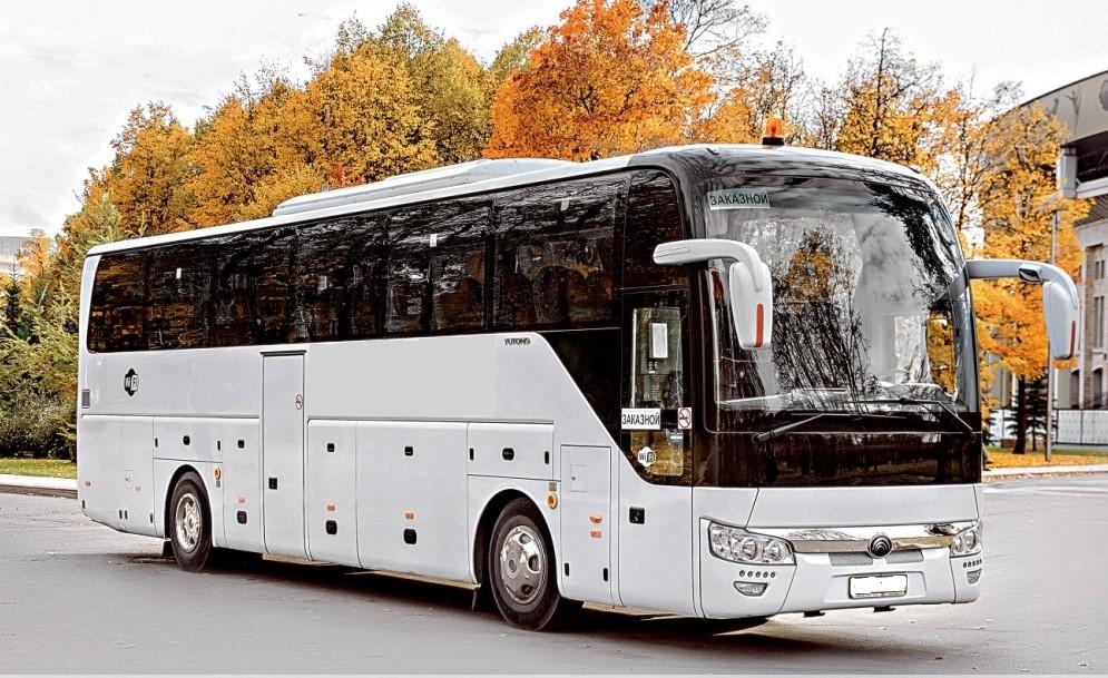 618 - Новые автобусы Yutong