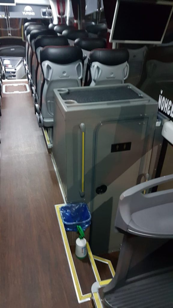 Автобус Yutong VIP