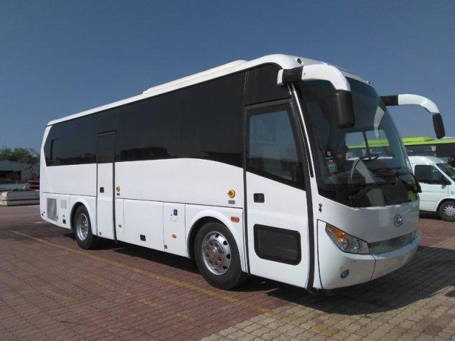 Автобус Higer