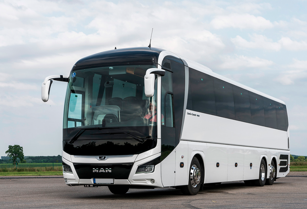 Автобус MAN Lion's Coach