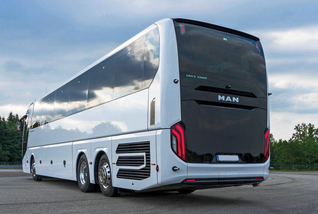 Автобус MAN Lion's Coach