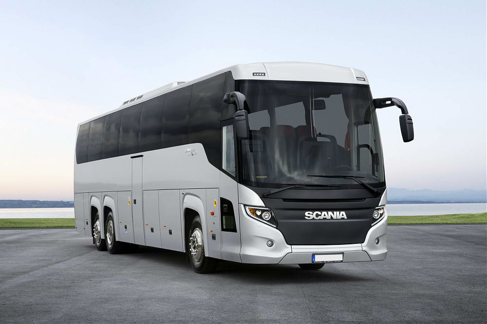 Автобус Scania Touring