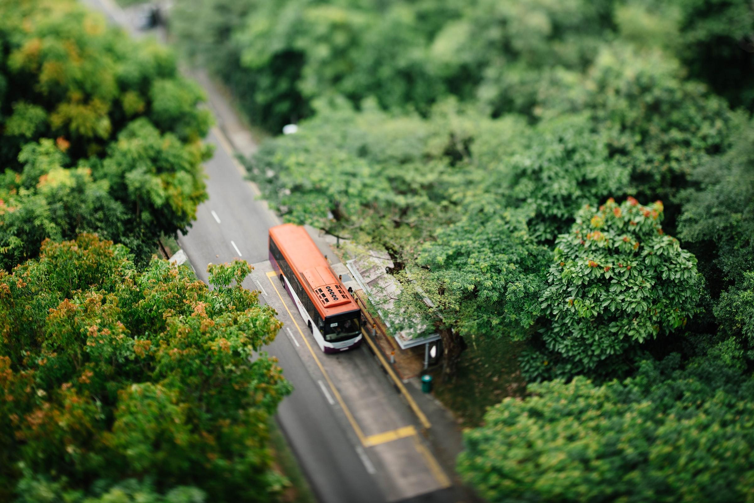 Что учесть при планировании маршрута автобуса